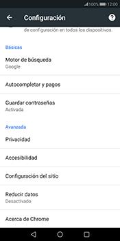 Minimizar el consumo de datos del navegador - Huawei Mate 10 Pro - Passo 6