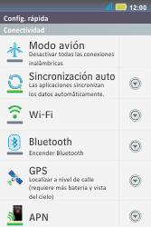 Conecta con otro dispositivo Bluetooth - Motorola MotoSmart Me  XT303 - Passo 4
