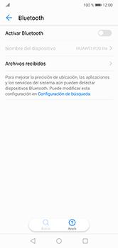 Conecta con otro dispositivo Bluetooth - Huawei P20 Lite - Passo 5