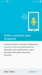 Activa el equipo - Samsung Galaxy S6 - G920 - Passo 16
