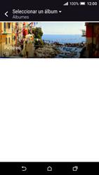 Envía fotos, videos y audio por mensaje de texto - HTC One A9 - Passo 18