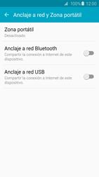 Comparte la conexión de datos con una PC - Samsung Galaxy S6 - G920 - Passo 6