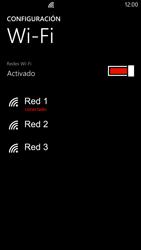 Configura el WiFi - Nokia Lumia 1320 - Passo 8