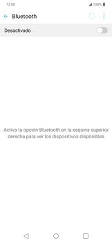 Conecta con otro dispositivo Bluetooth - LG K40S - Passo 5