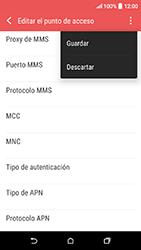 Configura el Internet - HTC Desire 530 - Passo 14