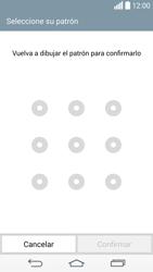Desbloqueo del equipo por medio del patrón - LG G3 D855 - Passo 11