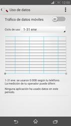 Desactiva tu conexión de datos - Sony Xperia Z3 Compact - Passo 6