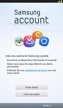 Activa el equipo - Samsung Galaxy Tab 3 7.0 - Passo 9