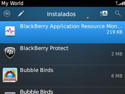 Crea una cuenta - BlackBerry Bold 9720 - Passo 19