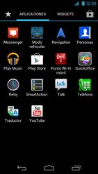 Instala las aplicaciones - Motorola RAZR HD  XT925 - Passo 3