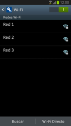 Configura el WiFi - Samsung Galaxy S 3  GT - I9300 - Passo 6