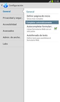 Configura el Internet - Samsung Galaxy Tab 3 7.0 - Passo 22