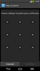 Desbloqueo del equipo por medio del patrón - LG G Flex - Passo 11