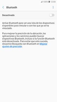 Conecta con otro dispositivo Bluetooth - Samsung Galaxy A7 2017 - A720 - Passo 6
