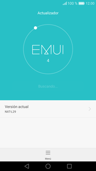 Actualiza el software del equipo - Huawei Mate 8 - Passo 6