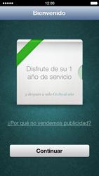 Configuración de Whatsapp - Apple iPhone 5s - Passo 10