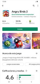 Instala las aplicaciones - Samsung Galaxy A10 - Passo 16