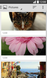 Envía fotos, videos y audio por mensaje de texto - LG L70 - Passo 17