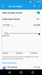 Desactiva tu conexión de datos - Sony Xperia Z5 Compact - E5823 - Passo 4