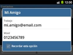 Envía fotos, videos y audio por mensaje de texto - Samsung Galaxy Y Pro GT - B5510 - Passo 5