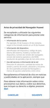 Minimizar el consumo de datos del navegador - Huawei P30 - Passo 3