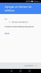 Crea una cuenta - Huawei P10 - Passo 12