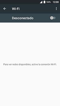 Configura el WiFi - Alcatel POP 4 Plus - 5056 - Passo 5