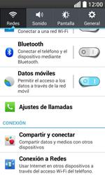 Configura el Internet - LG L70 - Passo 4