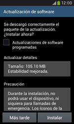 Actualiza el software del equipo - Samsung Galaxy Trend Plus S7580 - Passo 8