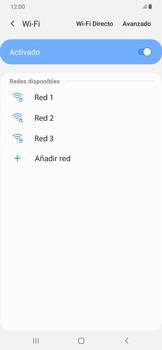 Configura el WiFi - Samsung Galaxy A50 - Passo 7