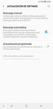 Actualiza el software del equipo - Samsung A7 2018 - Passo 6