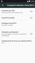 Comparte la conexión de datos con una PC - Motorola Moto C - Passo 7
