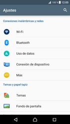Configura el Internet - Sony Xperia XZ Premium - Passo 6