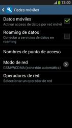 Configura el Internet - Samsung Galaxy S4 Mini - Passo 6