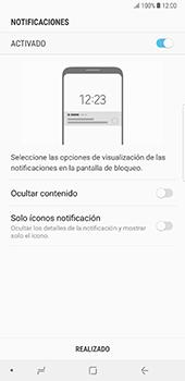 Desbloqueo del equipo por medio del patrón - Samsung Galaxy Note 8 - Passo 11