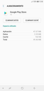 Limpieza de aplicación - Samsung J6 - Passo 6
