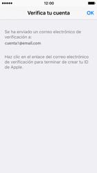 Crea una cuenta - Apple iPhone SE - Passo 23