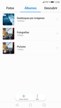 Transferir fotos vía Bluetooth - Huawei Mate 9 - Passo 4