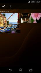 Transferir fotos vía Bluetooth - Sony Xperia E3 D2203 - Passo 9