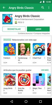 Instala las aplicaciones - Motorola Moto E5 - Passo 18