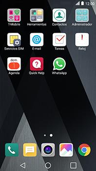 Configuración de Whatsapp - LG V20 - Passo 3