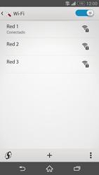 Configura el WiFi - Sony Xperia Z3 D6603 - Passo 8