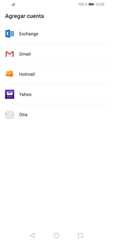 Configura tu correo electrónico - Huawei P30 Lite - Passo 6