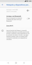 Configura el hotspot móvil - Nokia 3.1 - Passo 6