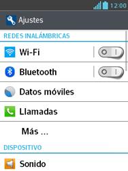Configura el WiFi - LG Optimus L3 II - Passo 4