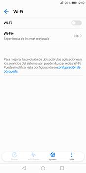 Configura el WiFi - Huawei Y6 2018 - Passo 5