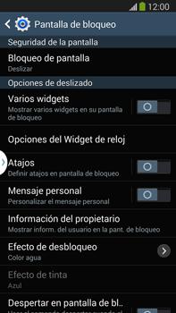 Desbloqueo del equipo por medio del patrón - Samsung Galaxy Note Neo III - N7505 - Passo 6