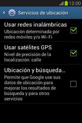 Uso de la navegación GPS - Samsung Galaxy Fame GT - S6810 - Passo 8