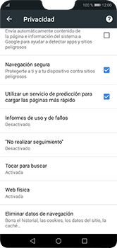 Limpieza de explorador - Huawei P20 Lite - Passo 11