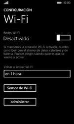 Configura el WiFi - Microsoft Lumia 532 - Passo 5